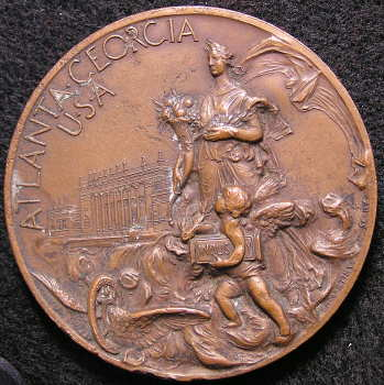Bronze Award Medal - Atlanta Expo