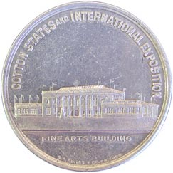 Fine Arts Building medal