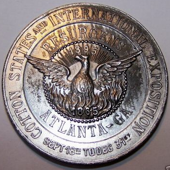 1895 Cotton States Medal
