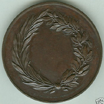 1898 Trans-Mississippi and International Exposition Award Medal