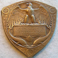 1904 commemorative medal st louis