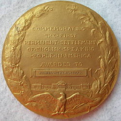Expo award medal