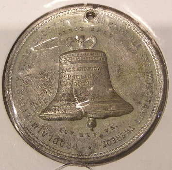 Liberty Bell Medal