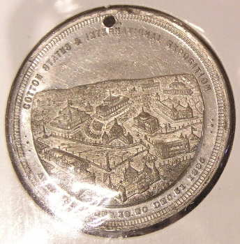 Bird's Eye View Medal