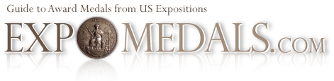 Guide to Medals from US Expositions
