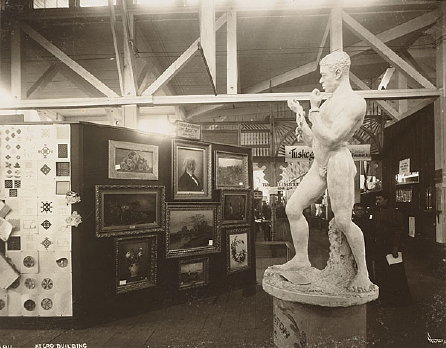 Negro Buliding at Cotton States Exposition