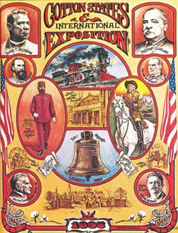 Cotton States & International Exposition Poster 1895
