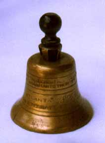 Liberty Bell souvenir from 1895 Atlanta Exposition