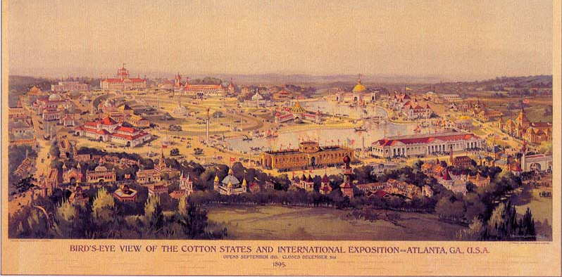 COTTON STATES ATLANTA GEORGIA INTERNATIONAL EXPOSITION